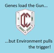 Genes v Environment