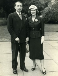 Dad and Mum