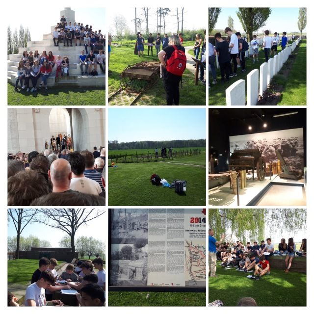 Ypres Collage 2018